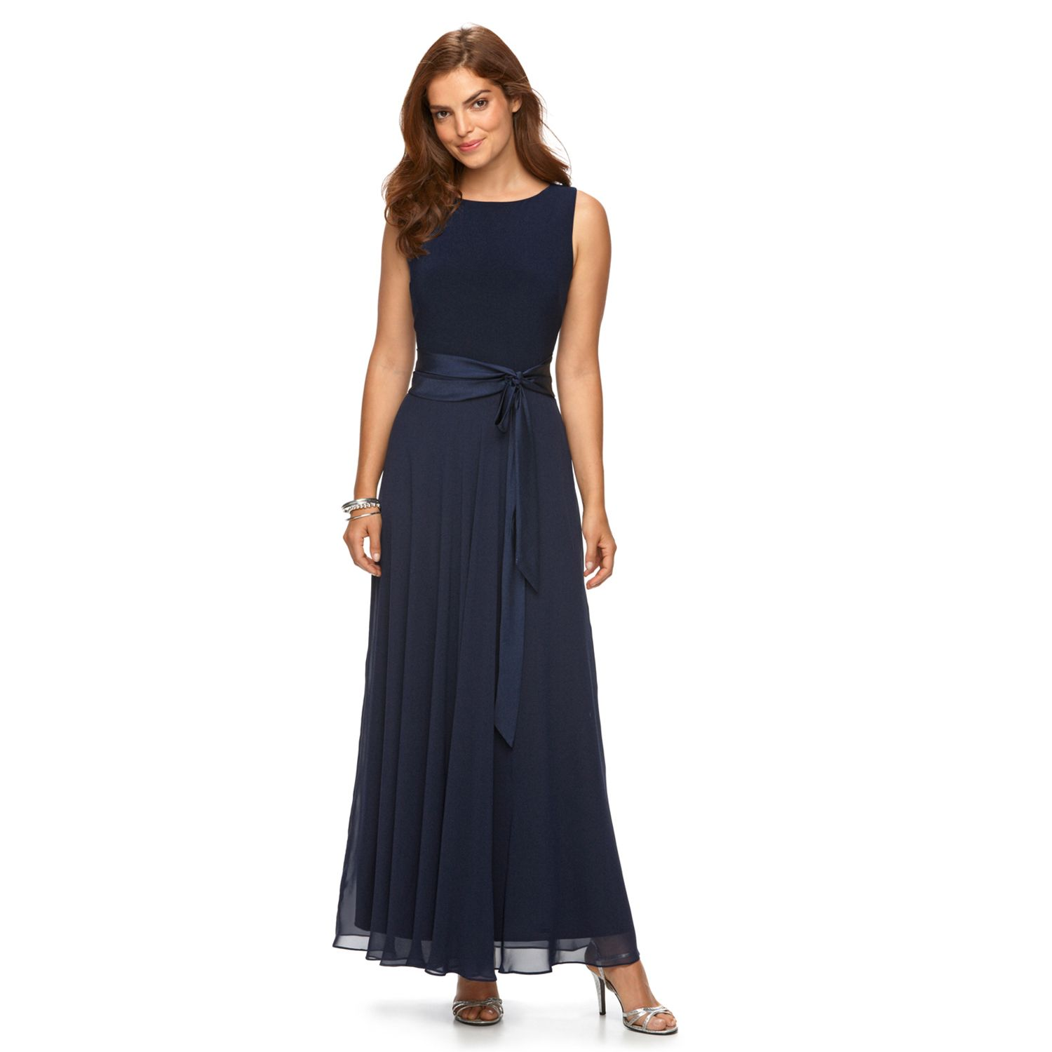 apt 9 popover maxi dress evening