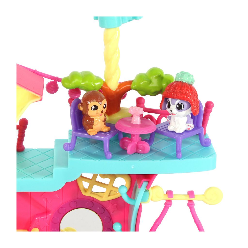 Squinkies Squinkieville Clubhouse