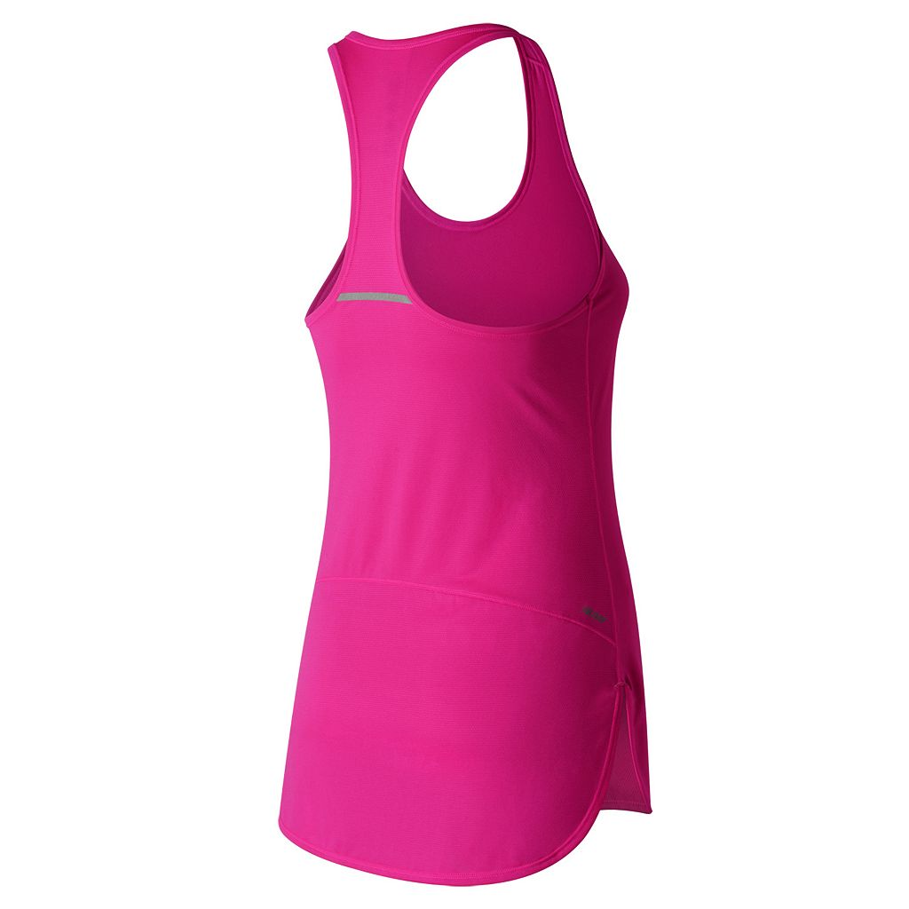 Women's New Balance Lace Up for the Cure Accelerate Running Tunic