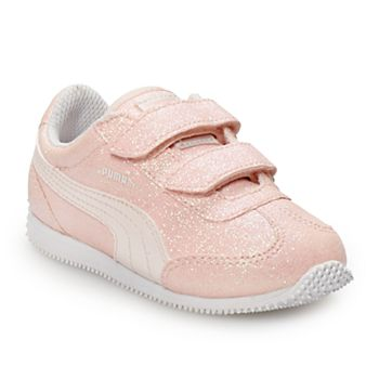 871d476096a PUMA Steeple Glitz Glam V Toddler Girls  Shoes