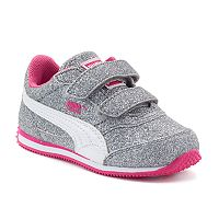 PUMA Steeple Glitz Glam V Toddler Girls' Shoes