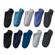 Women's SONOMA Goods for Life? 10-pk. Marled No-Show Socks