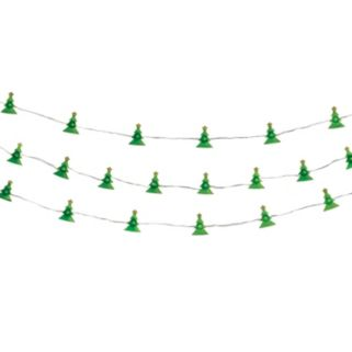 Silver Lake Collective Pre-Lit LED Micro 10-ft. Christmas Tree