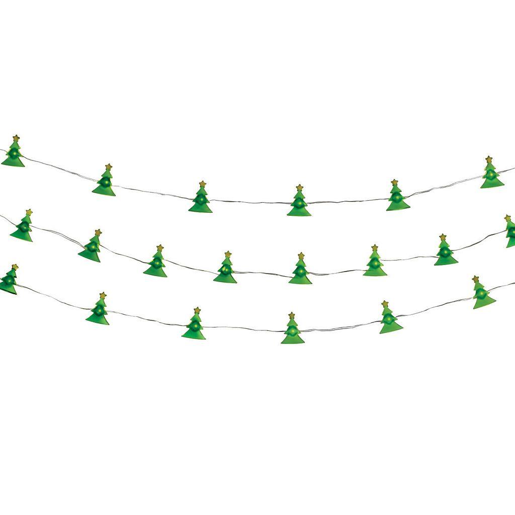 Silver Lake Collective Pre-Lit LED Micro 10-ft. Christmas Tree