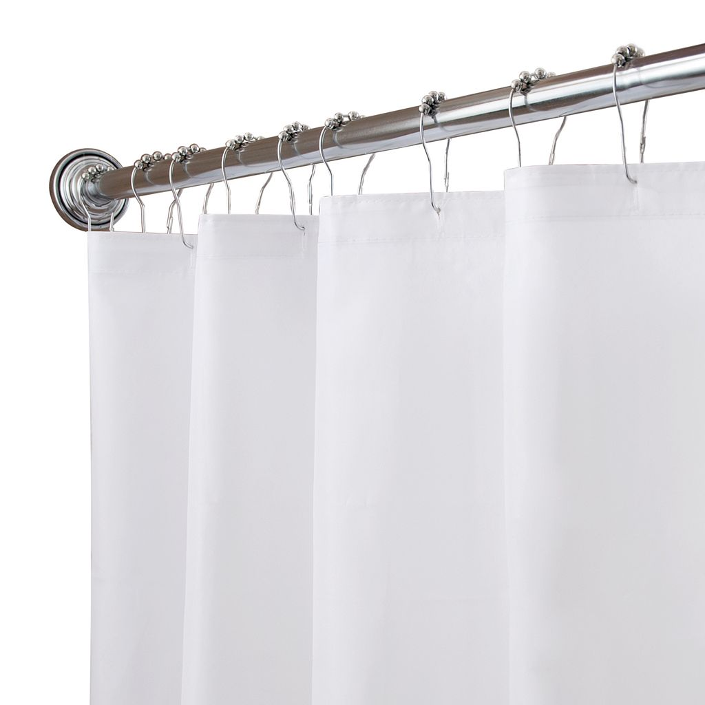 Kenney Fabric Shower Curtain Liner