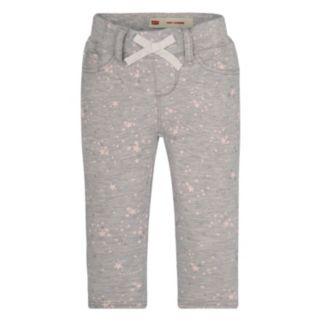 Baby Girl Levi's Star Knit Leggings