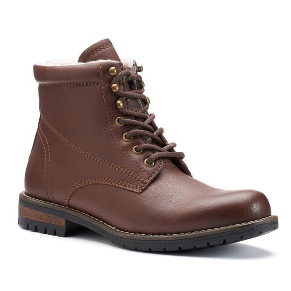 Sonoma Goods For Life Men S Lace Up Ankle Boots