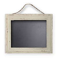 Sheffield Home Framed Chalkboard Wall Decor