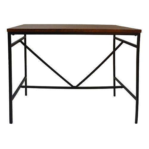 Carolina Forge Aileen Bar Table