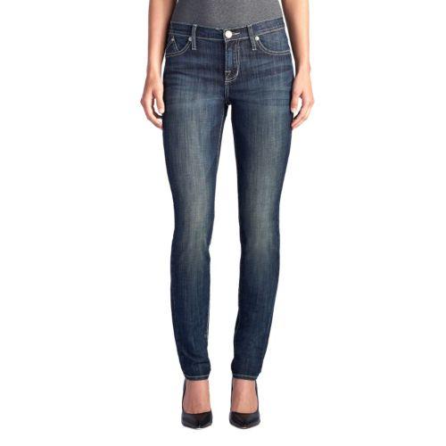 Women's Rock & Republic® Berlin Embroidered Skinny Jeans