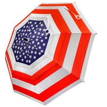 Adult Hot-Z USA Flag Golf Umbrella