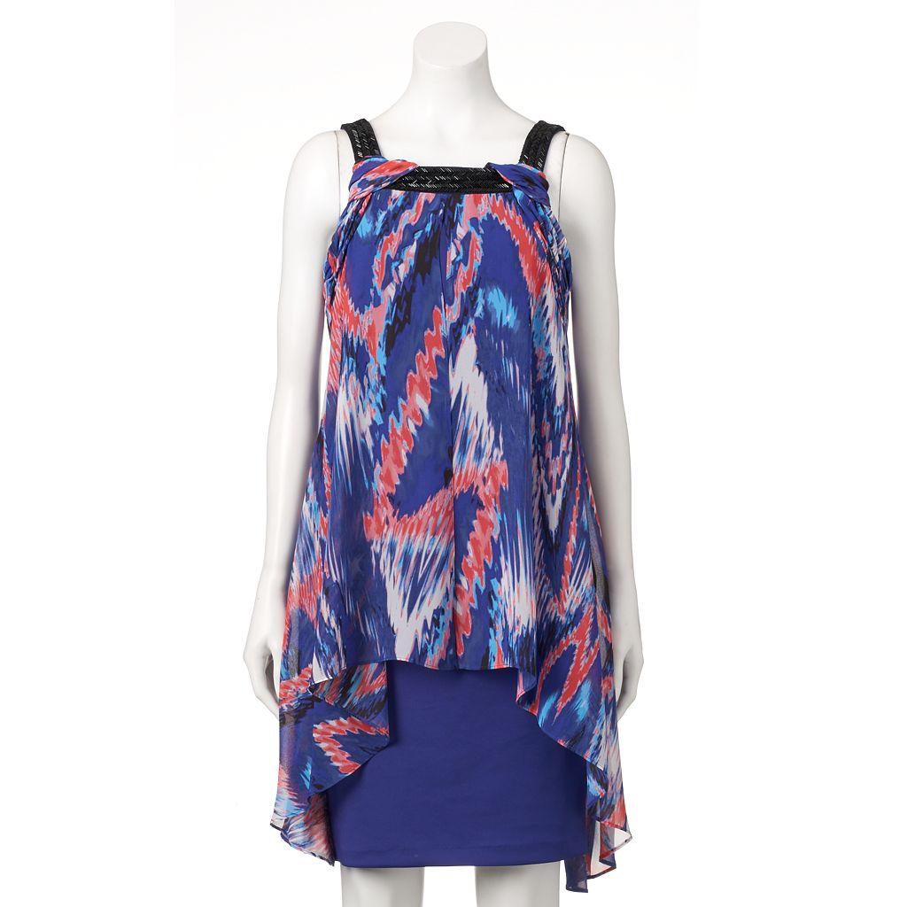 Women's Chaya Abstract Shift Dress