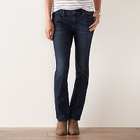 Petite SONOMA Goods for Life™ Slim Fit Bootcut Jeans