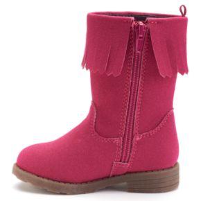 Carter's® Toddler Girls' Fringe Cowboy Boots