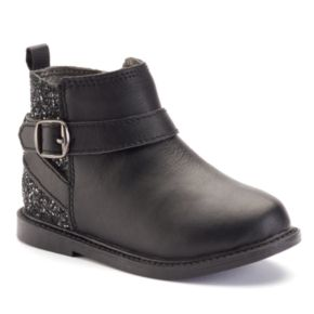 Carter's® Toddler Girls' Glittery Ankle Boots