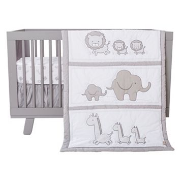 Trend Lab Safari Chevron 3-pc. Crib Bedding Set