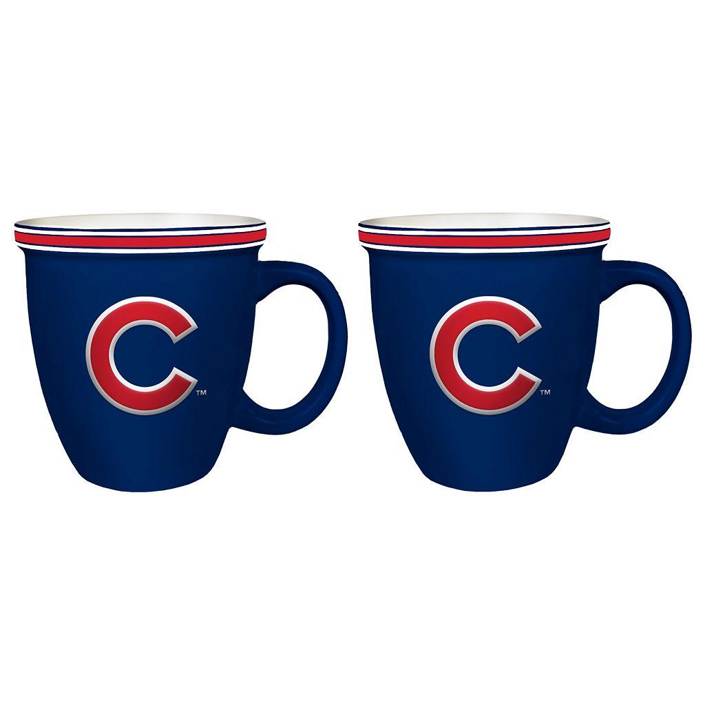 Boelter Chicago Cubs Bistro Mug Set