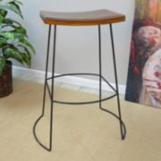 Carolina Forge Reece Bar Stool
