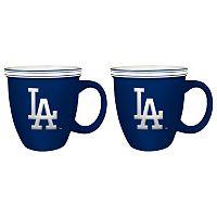 Boelter Los Angeles Dodgers Bistro Mug Set