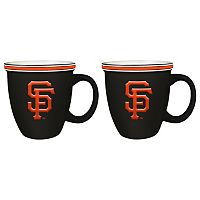 Boelter San Francisco Giants Bistro Mug Set