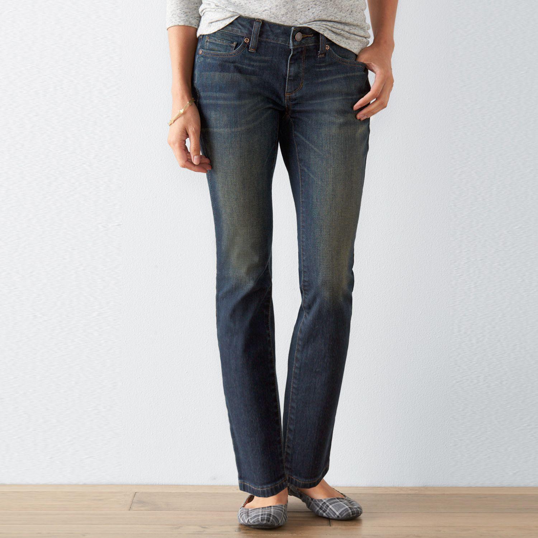 Petite SONOMA Goods for Life? Sky Skinny Jeans