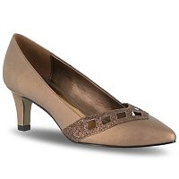 Easy Street Valiant Women's High Heels