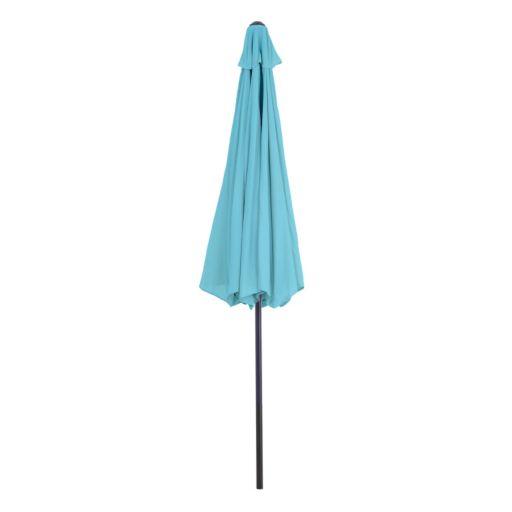 Navarro 9-ft. Outdoor Auto Crank Umbrella
