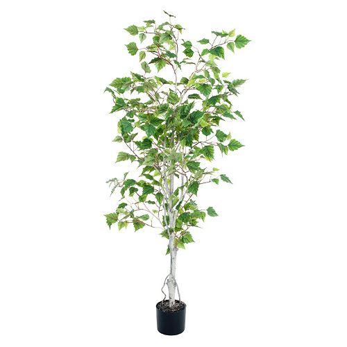 "Navarro 60"" Artificial Birch Tree"