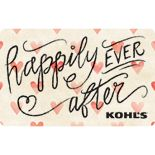 Happily Ever After Gift Card
