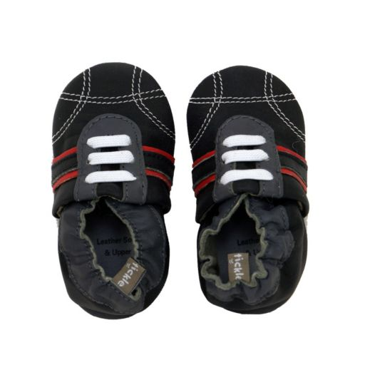 Baby Boy Tommy Tickle Sport Crib Shoes