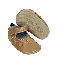 Baby Girl Tommy Tickle Cruzer Mary Jane Crib Shoes