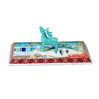Tracy Porter Folklore Holiday 3D Cheese Platter
