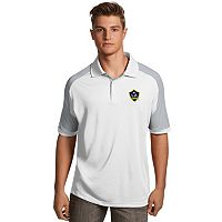 Men's Antigua Los Angeles Galaxy Century Polo