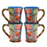 Tracy Porter Magpie 4-pc. Coffee Mug Set