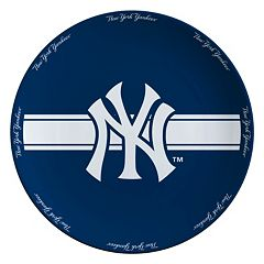 Boelter New York Yankees Serving Plate