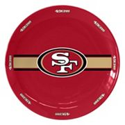 Boelter San Francisco 49ers Serving Plate
