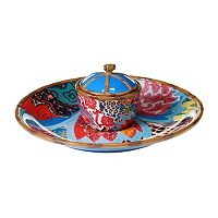Tracy Porter Magpie Chip Platter & Dip Bowl Set