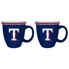 Boelter Texas Rangers Bistro Mug Set