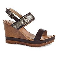 Henry Ferrera Reserve Women's Wedge Sandals