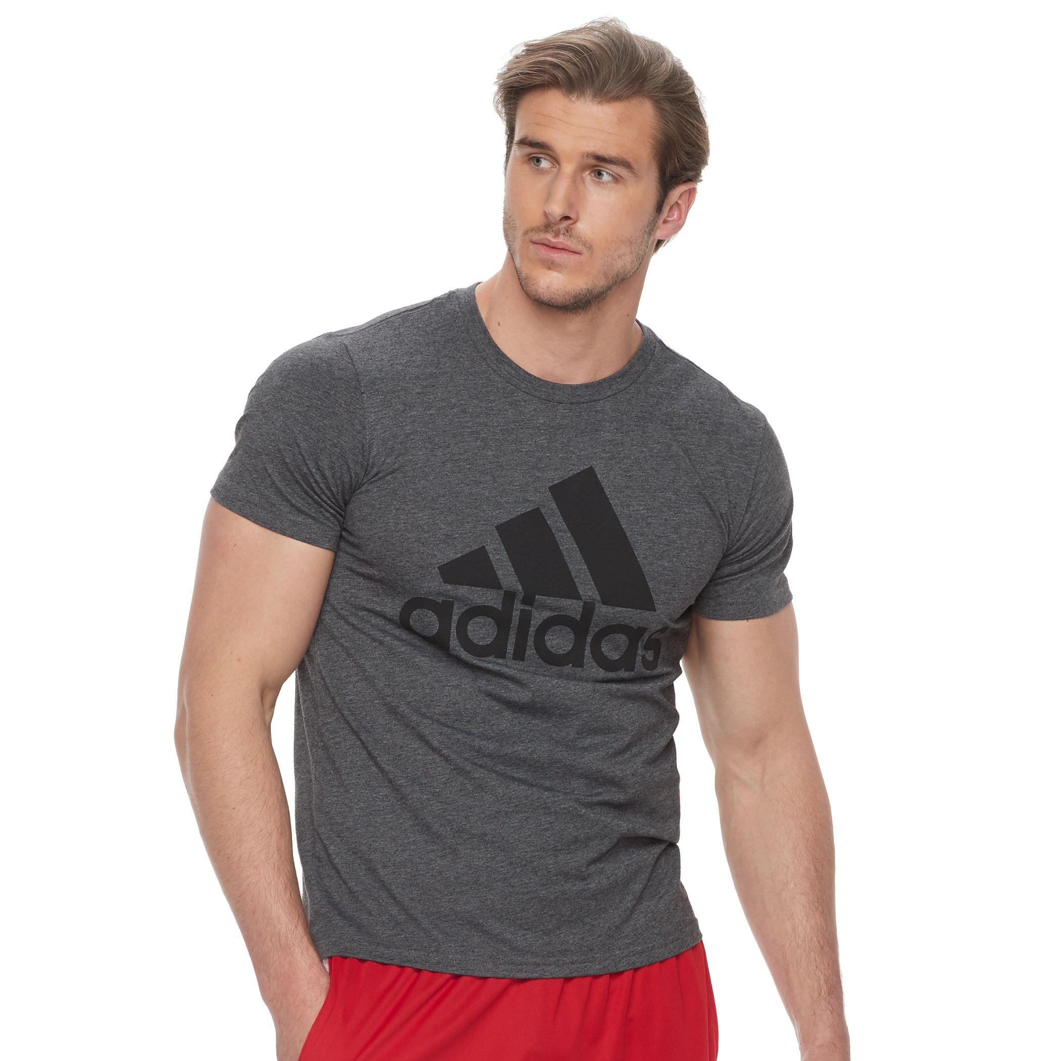 adidas t shirt kohls