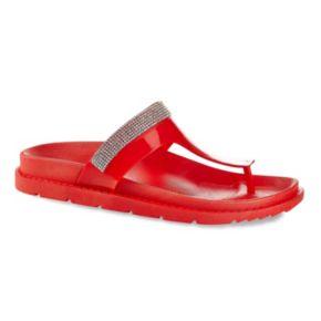 Henry Ferrera Berk Women's Thong Sandals