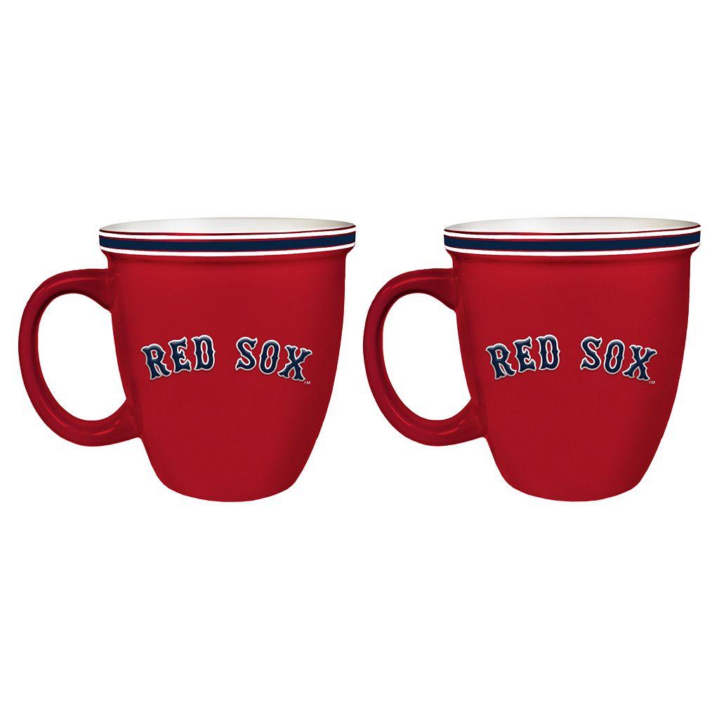 Boelter Boston Red Sox Bistro Mug Set