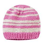 Women's SIJJL Striped Wool Beanie