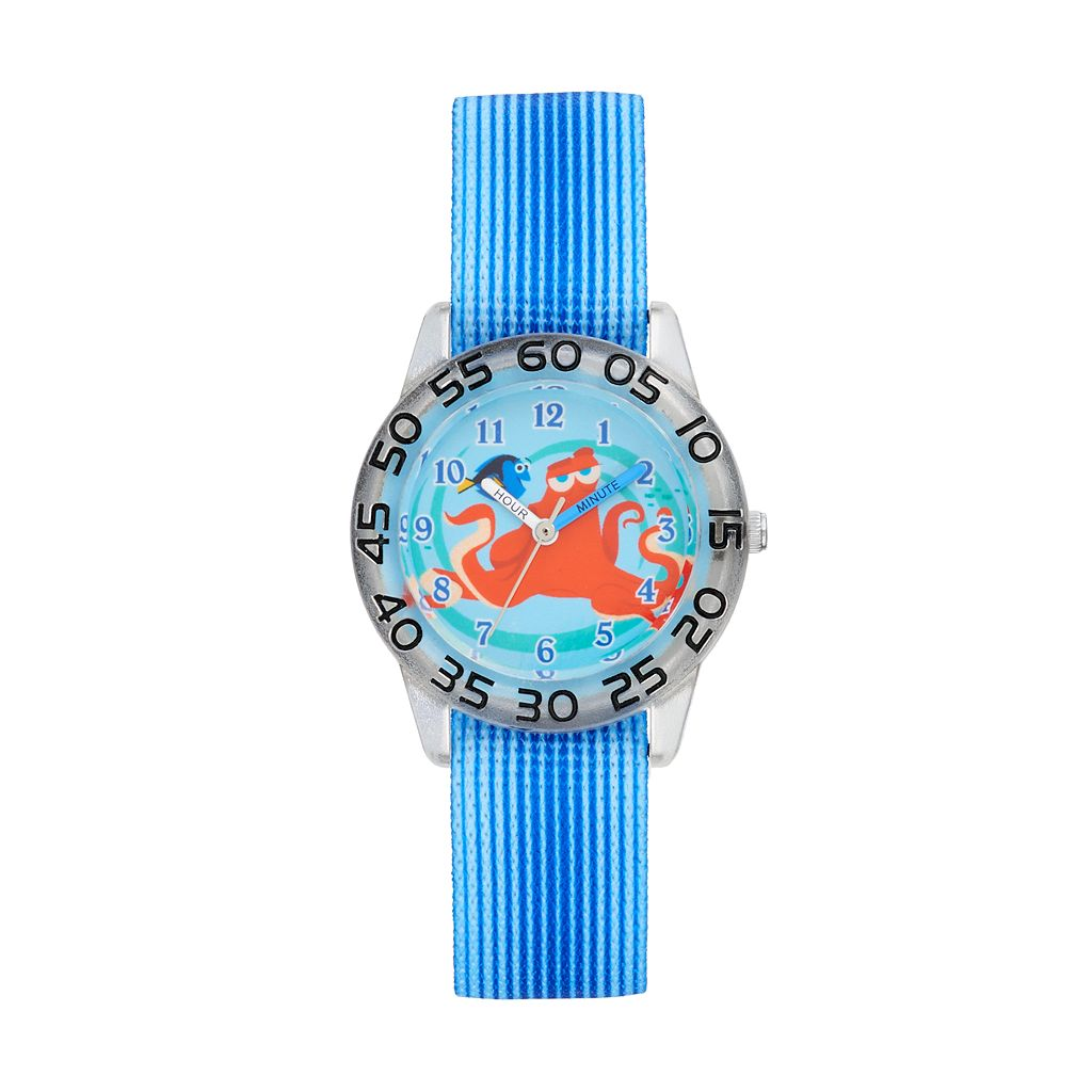 Disney / Pixar Finding Dory & Hank Kids' Time Teacher Watch