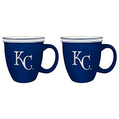 Boelter Kansas City Royals Bistro Mug Set