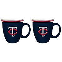 Boelter Minnesota Twins Bistro Mug Set