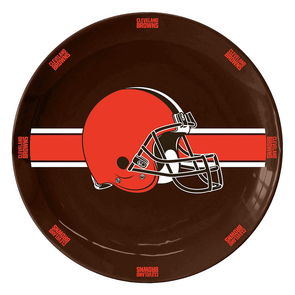 Boelter Cleveland Browns Serving Plate