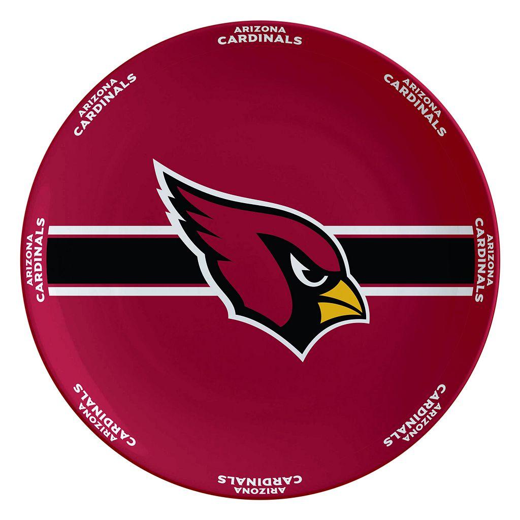 Boelter Arizona Cardinals Serving Plate