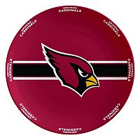 Boelter Arizona Cardinals Serving Plate