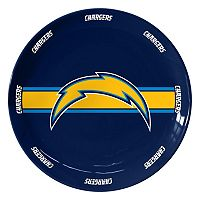 Boelter San Diego Chargers Serving Plate